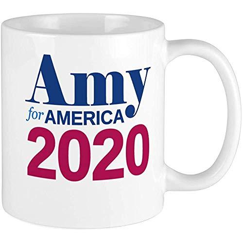 Amy For America Einzigartige Kaffeetasse, Kaffeetasse
