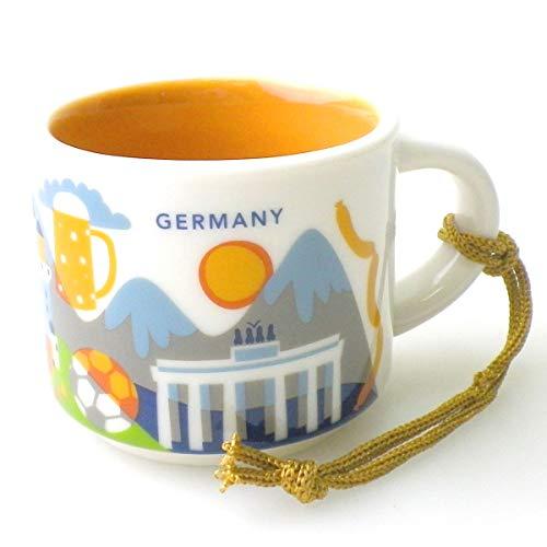 Starbucks Germany Demi Mug Espresso Coffee Cup Tasse NEU in OVP Box Deutschland