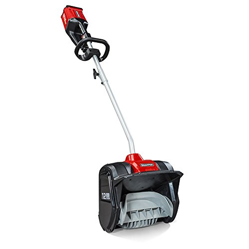 Snapper XD 82V MAX Cordless Electric Snow Shovel, Battery and Charger Not Included