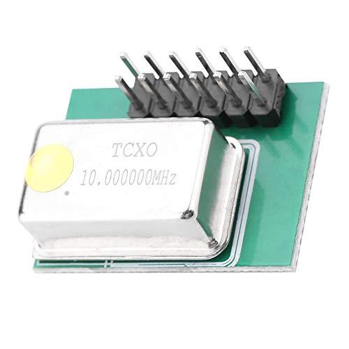 Orologio ad alta precisione, orologio esterno TCXO PPM0.1 per Hackrf One, precisione del pacchetto DIP 0,1-0,5 ppm