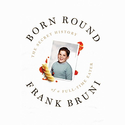 Born Round audiobook cover art