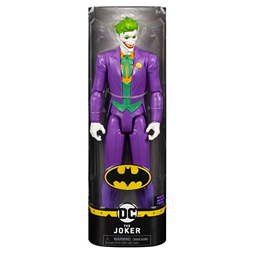 DC Comics Figura Acción Villano 30 cm. Joker (BIZAK 61927821)