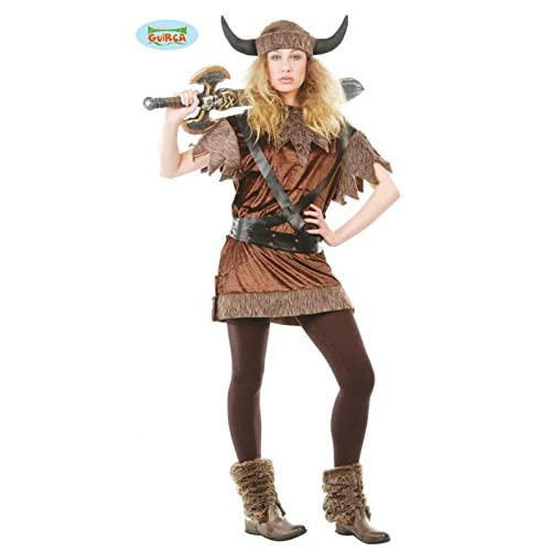 girl viking costume
