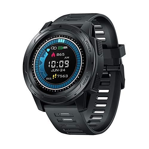 Smartwatch Mostró Un Reloj Astronómico para Monitorear La Frecuencia Cardíaca Externa, Tamaño De Pantalla De 1.3 Pulgadas, IP68 A Prueba De Polvo E Impermeable, Bluetooth 4.0