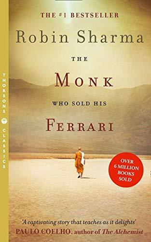Price comparison product image The Monk Who Sold his Ferrari