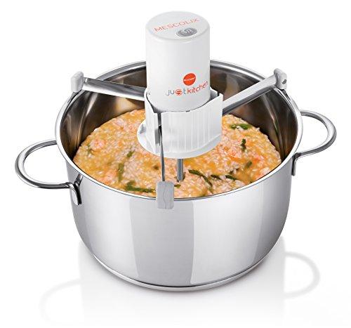 Macom Just Kitchen 860Mescolix Automatisches Elektro-Rührgerät