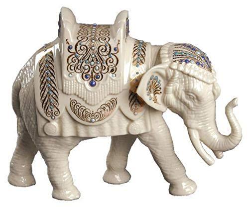 Lenox China joyas elefante de Belén de Navidad nuevo en caja