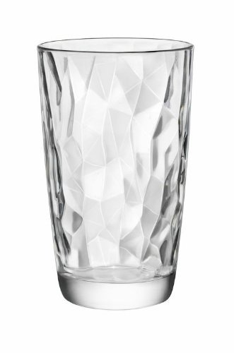 Bormioli Rocco Diamond Cooler Lot de 6 verres transparents 473 ml
