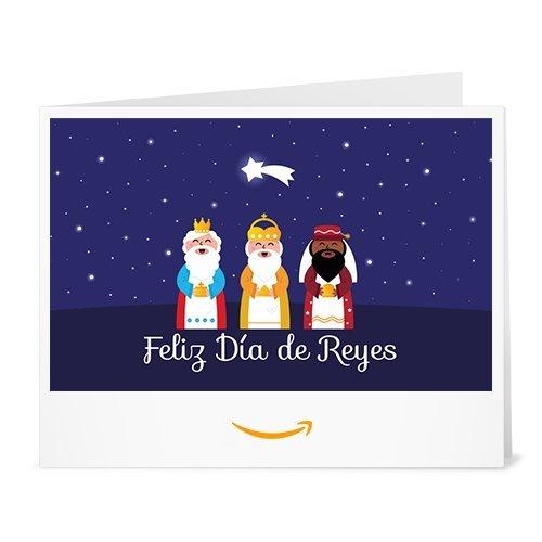 Cheque Regalo de Amazon.es - Imprimir - Reyes