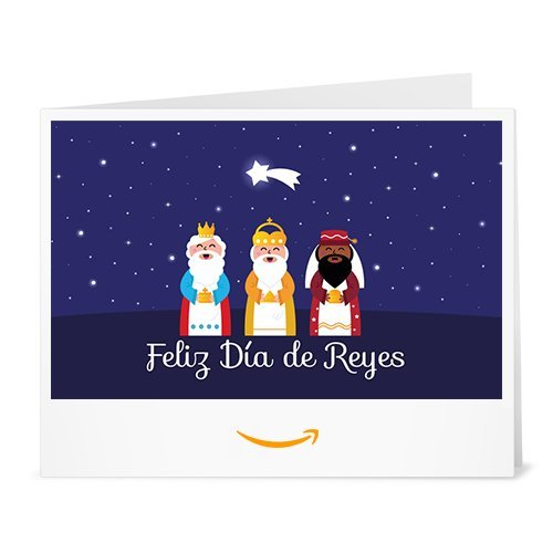 Cheque Regalo de Amazon.es - Imprimir - Reyes