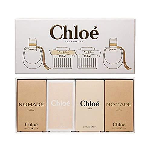 Chloe Miniatur-Kollektion Geschenk-Set für Damen.