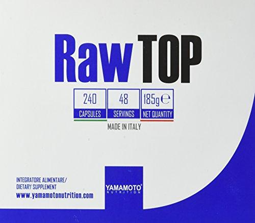 RawTOP è un integratore multivitaminico e multiminerale, con estratti vegetali e altri fattori nutrizionali. Gli atleti di sport di potenza come il bodybuilding, il powerlifting, gli sport da combattimento hanno esigenze nutrizionali più elevate risp...