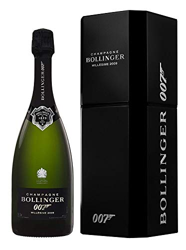 Bollinger La Grande Annee Brut James Bond 007 Edition 2009 (1 x 0.75l)