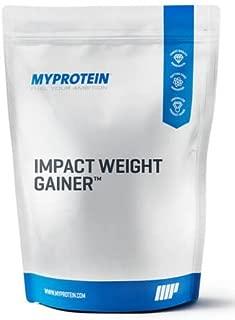 マイプロテイン IMPACT ウェイトゲイナー チョコレートスムーズ 2.5kg [並行輸入品]
