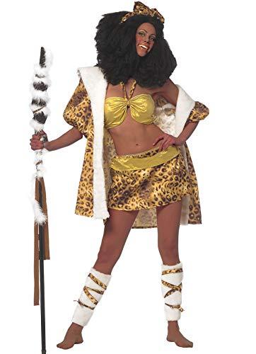 Stamco Disfraz Mujer Zulu