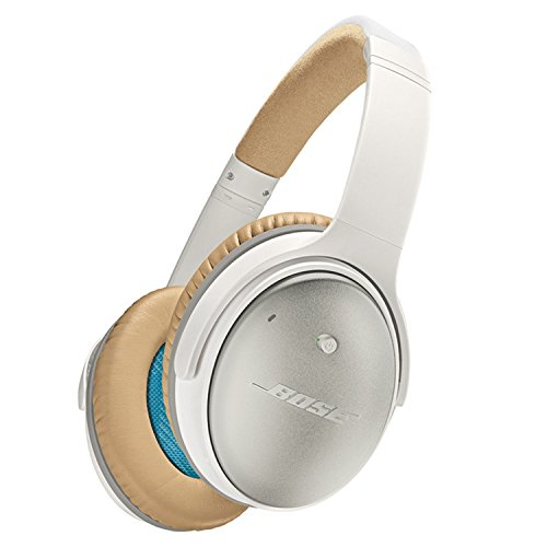 Bose QuietComfort 25 Cuffie Acoustic Noise Cancelling per dispositivi Samsung e Android, Bianco