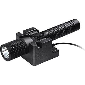 Hombre Negro Nite Ize Flaslight Rechargable T4R Linterna e iluminaci/ón M