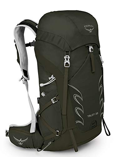Osprey Talon 33 Men's Hiking Pack - Yerba Green (M/L)
