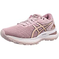 Asics Gel-Nimbus 22, Running Shoe Womens, Watershed Rose/Rose Gold, 37.5 EU