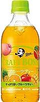 サントリー クラフトボス フルーツティー 紅茶 450ml ×24本