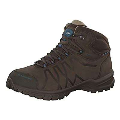Mammut Men's Mercury III Mid GTX High Rise Hiking Shoes