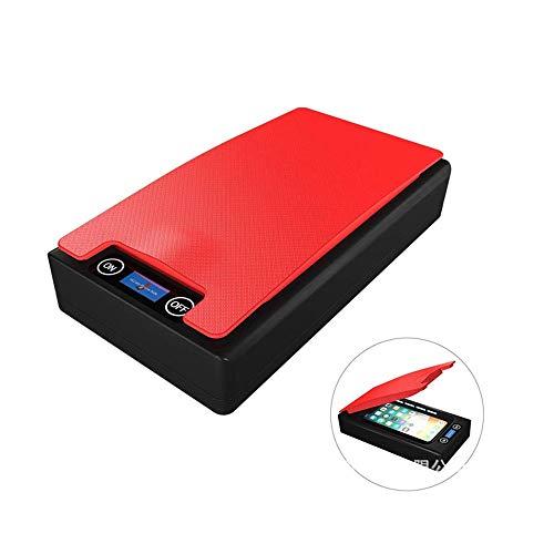 LHTY Multifunktionaler UV-Sterilisator, UV-Desinfektion Gesundes Heim-Desinfektionsgerät für Mobiltelefone, Reinigungswerkzeug für Desinfektionslösungen