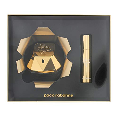 Paco Rabanne set Lady Million for Women Eau de Parfum 80 ml + mini 10ml