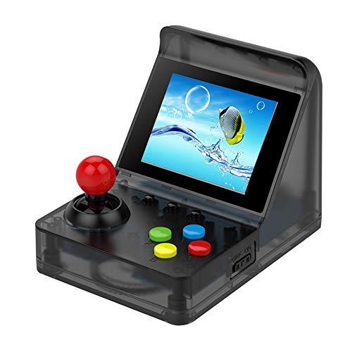 SSBH Nostálgico de mano retro Arcade Niños Consola de Juegos de Soporte de Dispositivos 2 jugadores for jugar en línea 520 juegos clásicos de la pantalla de 3.0 pulgadas for los niños adultos regalo d