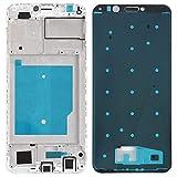 runqimudai Reparación de renovación para protección de Pantal Bisel del Marco de la Carcasa Frontal for Huawei Nova 2 Lite / Y7 Prime (2018) (Color : White)