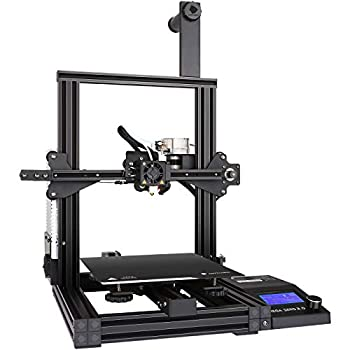 ANYCUBIC Mega Zero 2.0 3D Printer with Magnetic Suction Stickers Plate,FDM 3D Printers with Auxiliary Leveling Printing Size 220x220x250mm,Easy Assembly