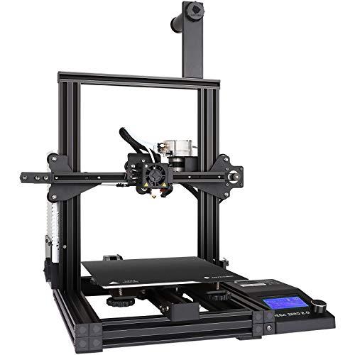 ANYCUBIC 3D Printer, Upgrade Mega Zero 2.0 FDM 3D Printer with Fast...