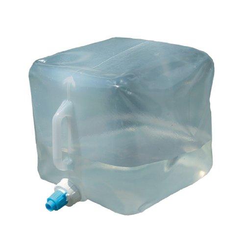 High Peak Wassertank faltbar 15L, transparent, 25 x 25 x 12 cm