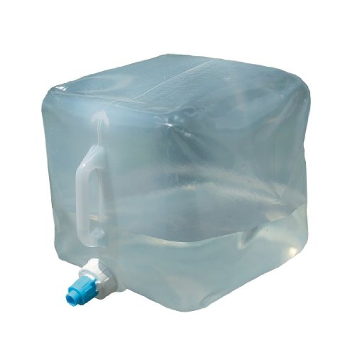 High Peak Wassertank faltbar 15L, transparent, 25 x 25 x 12 cm