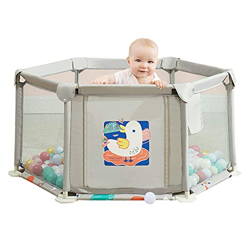 Parc bébé Clôtures de bébé Maison de Jeu Bébé Jouet Infant Toddler Toy Barrier Infant Toddler Aire de Jeux Intérieur Enfants 0-3 Ans Infant Jouets Bébé Développer Intelligent Centre d'activités pour