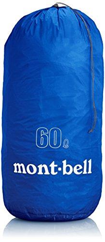[モンベル] mont-bell ライトスタッフバッグ 60L 1123832 PRBL (PRBL)