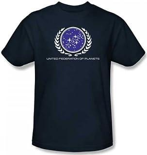 United Federation of Planets Logo -- Star Trek Adulto Camiseta