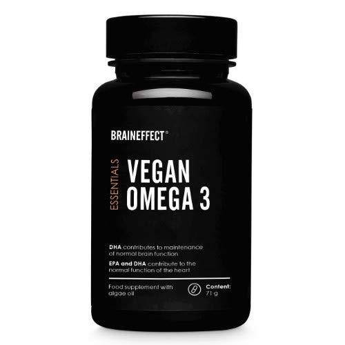 Vegan Omega 3 | BRAINEFFECT | 71g