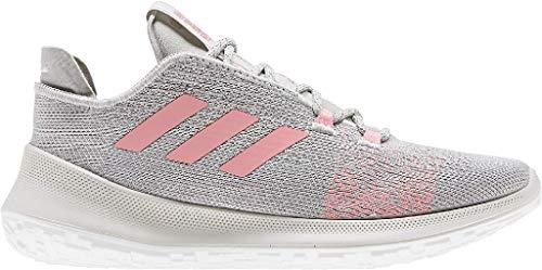 Adidas SenseBOUNCE + Ace J, Zapatillas Running Unisex Infantil, Gris (Grey Two F17/GLORY Pink/FTWR White), 36.67 EU