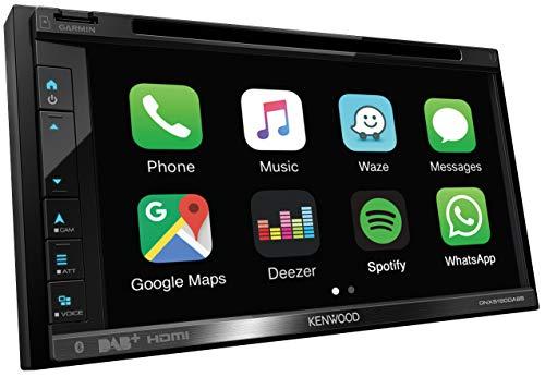 Kenwood DNX5190DABS Navigationssystem 17,1 cm (6.75