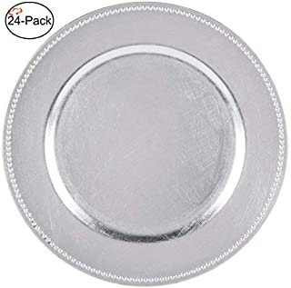 Best tableware charger plates Reviews