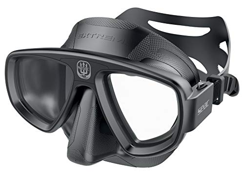 Seac Unisex-Adult Extreme 50 Tauchmaske...