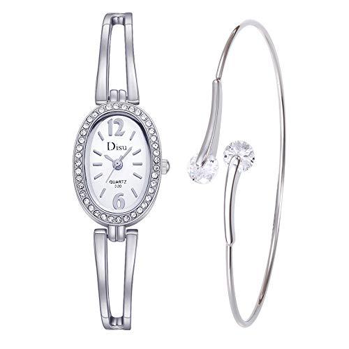 IG Invictus Light Luxury Lady Temperament Watch Armband Set Ketten Geschenk DISU Uhrenarmband mit Box MIT Einem Box Armband
