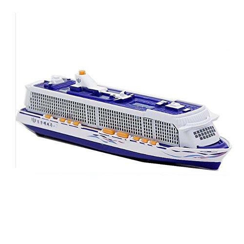 Black Temptation Kinder Spielzeug Modell Legierung Kreuzfahrtschiff Spielzeug Kreuzfahrtschiff