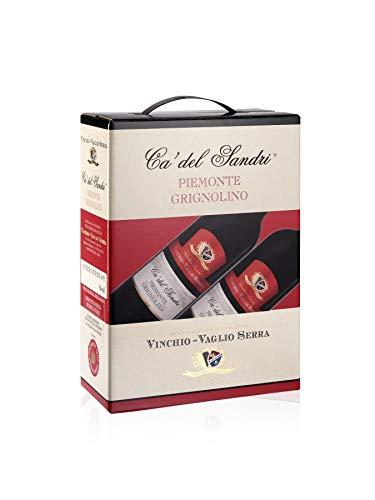 Vinchio Vaglio Serra - Bag In Box 3 lt. Piemonte DOC Grignolino'Ca' del Sandri'
