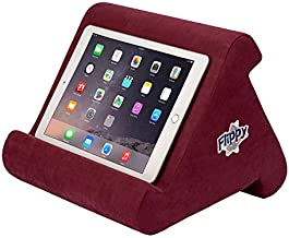 The Original Flippy Multi-Angle Soft Pillow Lap Stand for iPads, Tablets, eReaders, Smartphones, Books, Magazines (Nebbiolo)