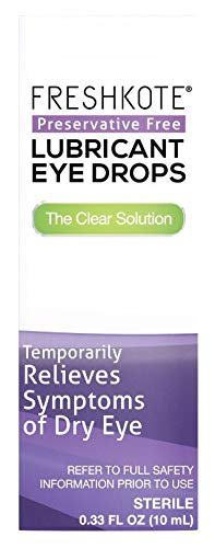 FRESHKOTE® Preservative Free (PF) Lubricant Eye Drops
