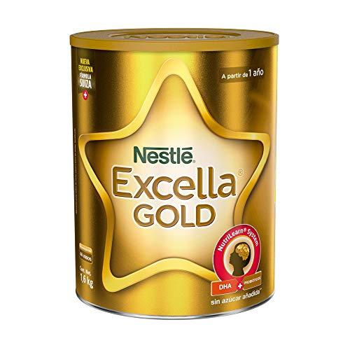 frisolac comfort de 1 a 3 años fabricante Nestle Excella Gold