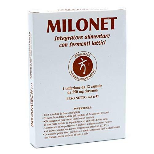 Bromatech Milonet 12Cap. 300 g