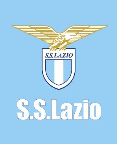 Original S.S.Lazio Rom XXL Fleecedecke/Überwurf/Fleece Decke 240x160 cm NEU 2012
