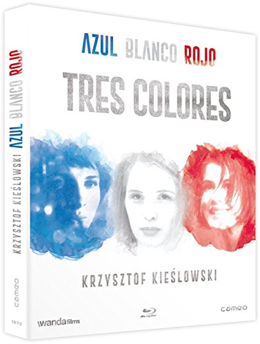 Tres colores (azul, blanco y rojo) [Blu-ray]